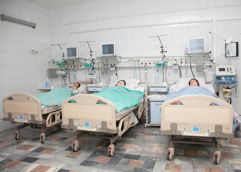Арсеньевская больница тульская область
