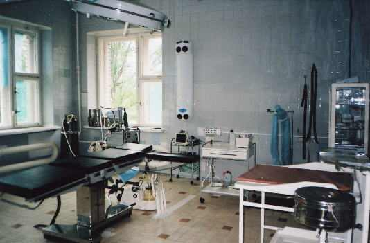 Стоматологическая поликлиника 2 в бресте