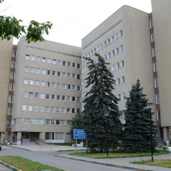 Детская областная больница донецк 1