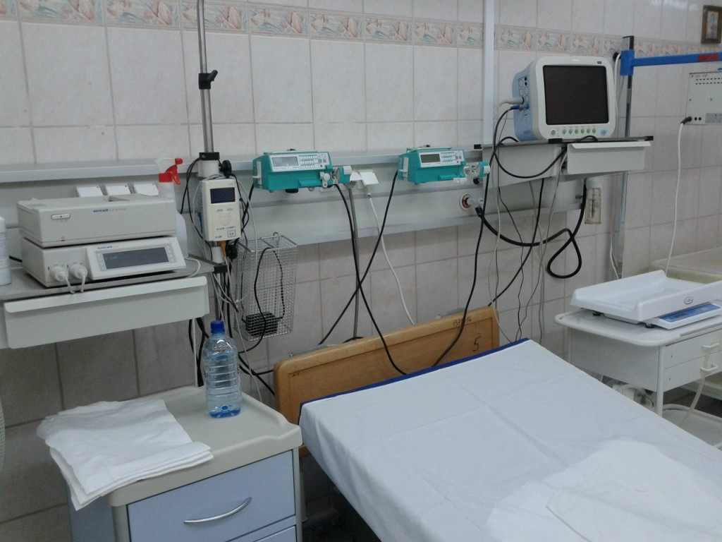 Больница 17 донецк официальный